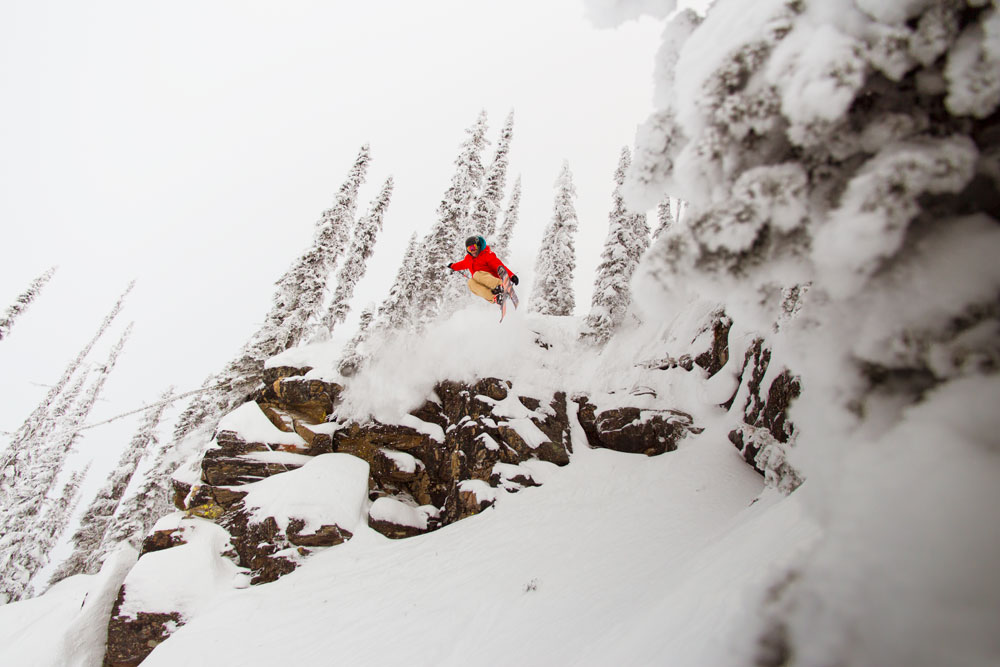 Revelstoke Drop