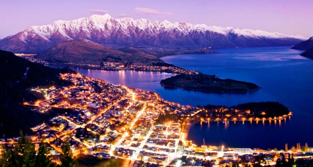 New Zealand, Queenstown