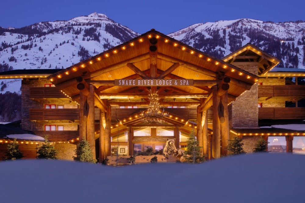 Snake River Lodge Spa Jackson Hole Alpine World